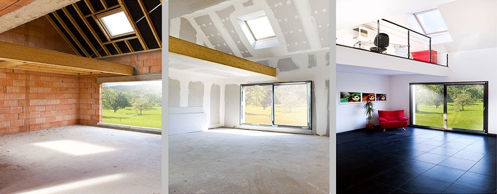 Acore Concept construction mezzanine